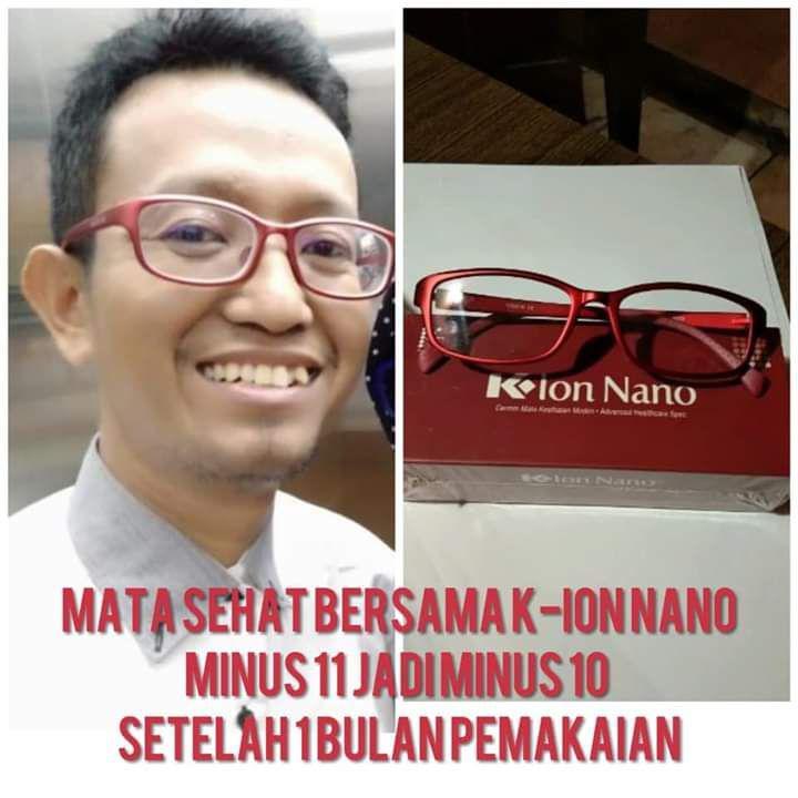testimoni kacamata k-ion nano26