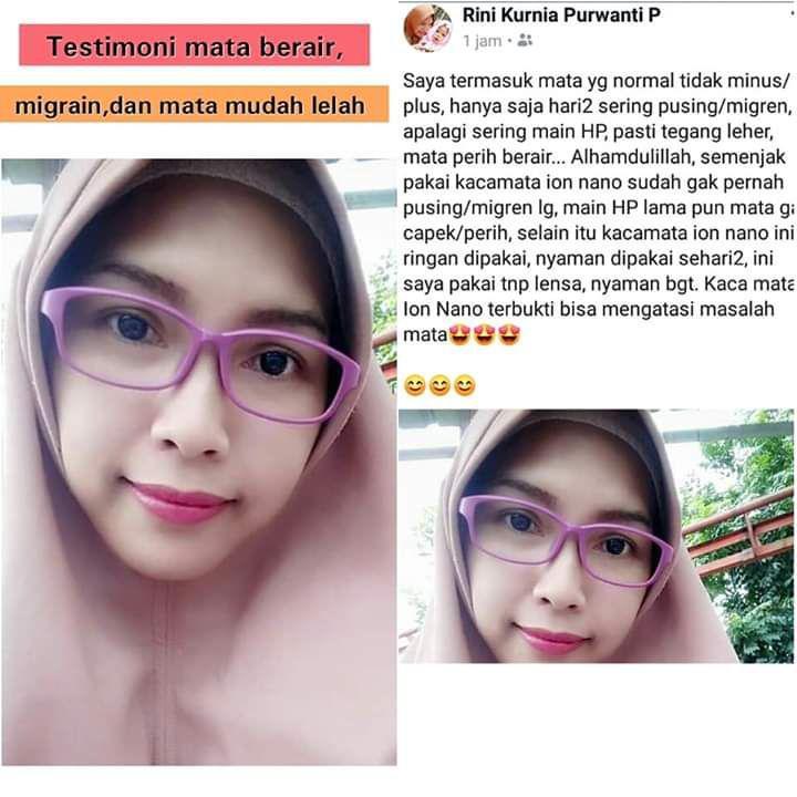 testimoni kacamata k-ion nano41
