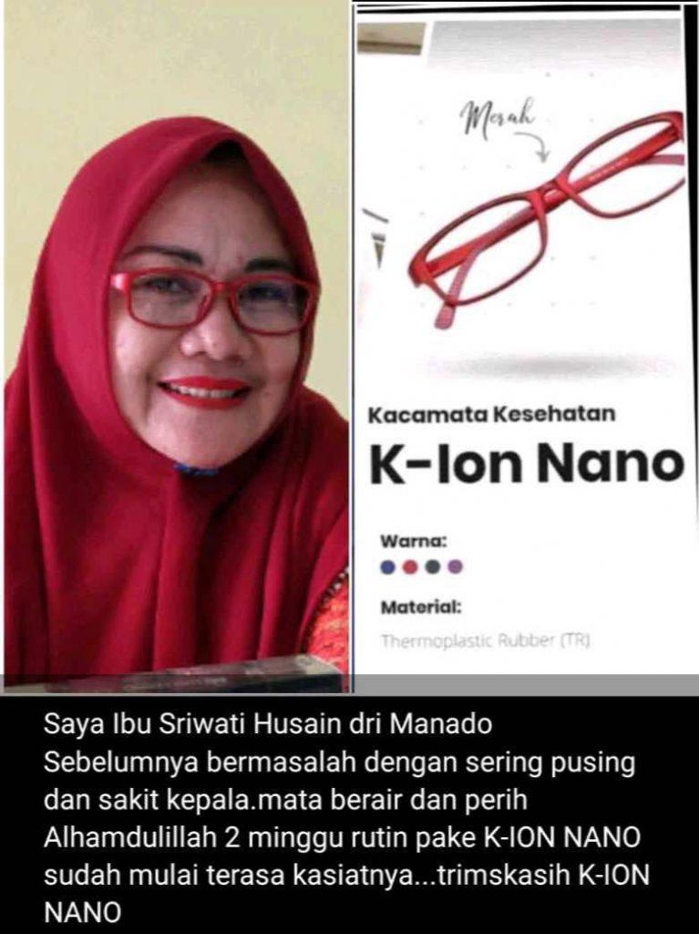 testimoni kacamata k-ion nano7